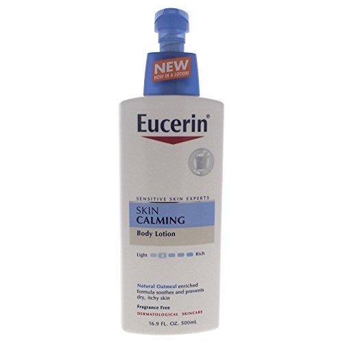 Eucerin Skin Calming Body Lotion 16.9 Fluid Ounce