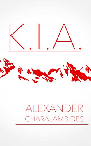 K.I.A. by Alexander Charalambides ebook deal