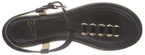 Another Pair of Shoes Sandra K1 - Chanclas para Mujer Negro (Black01)