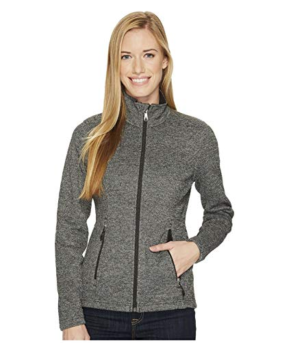 Spyder Ladies' Major Cable Stryke Jacket, Variety (L, Gray)