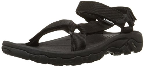 Teva Women's Hurricane XLT Sandal,Black,8 M US