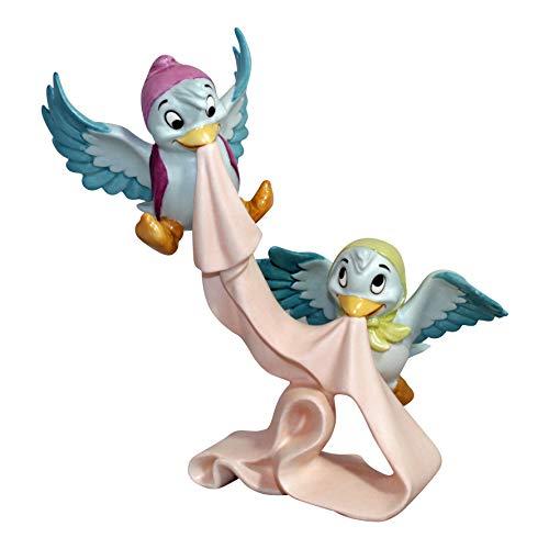 Disney WDCC Birds We'll Tie A Sash Around It, Cinderella Figurine 11K410050