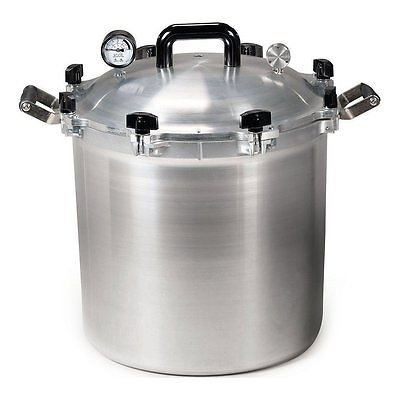 New All American 941 Usa Made 41.5 Quart Pressure Cooker Canner Sale""