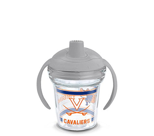 Tervis Tumbler Virginia Cavaliers 6oz Sippy Cup with Grey Lid