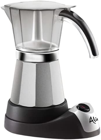 Amazon.com: DeLonghi EMK6 Alicia Cafetera elé ...