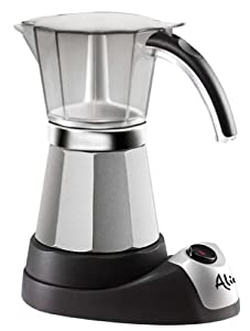 Amazon.com: Delonghi EMK6 Alicia Electric Moka Espresso Coffee Maker: Combination Coffee ...