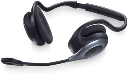 Amazon Com Logitech H760 Wireless Stereo Headset With Noise Canceling Microphone Computers Accessories