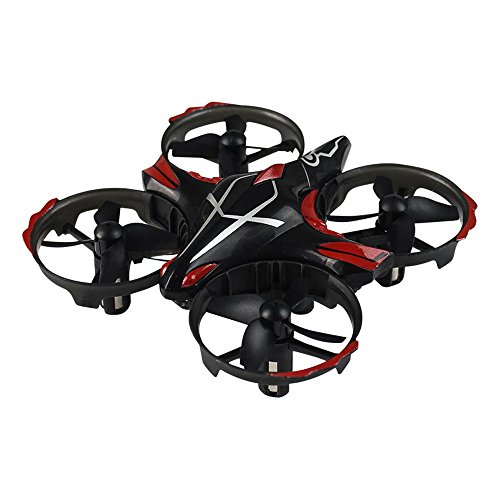 (RC Drone with Altitude Hold, Quadcopter Drone with Gesture Control,2.4GHz 6-Axis Gyro Remote Control Drone with Headless Mode,RC Helicopter with 3D Flip and LED Light Easy to Play for Kids,Beginners)