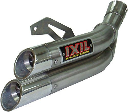 Silencieux HONDA CBR 500//CB500X//CB500F 13-15