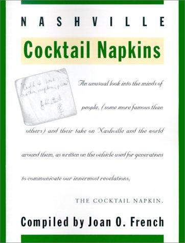 Nashville Cocktail Napkins