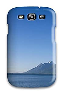 (spyVlxS3373PjaiX)durable Protection Case Cover For Galaxy S3(dual Monitors Zombie)