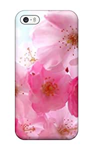 Iphone Case - Tpu Case Protective For Iphone 5/5s- Pretty Flowers