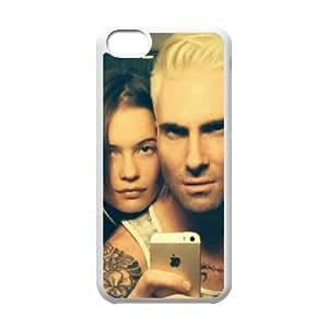 iPhone 5C Phone Cases Adam Levine Back Design Phone Case BBHE2093605