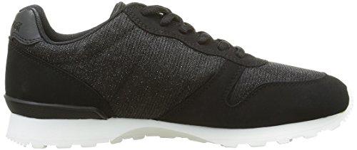 Zapatillas Coq Mujer Sigma blackblack Sportif Para Le Glitter Negro yIcPqFqd