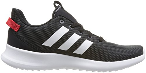 Adidas Mens Cf Racer Tr, Cblack / Ftwwht / Scarle, 9 M Us