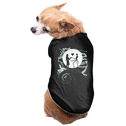 Nightmare Before Christmas Costumes For Dogs (Pets The Nightmare Before Christmas Tshirts Black)
