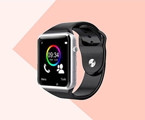 ICARUS Smartwatch Alaska para Smartphone y Table color Negro ...