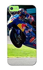 Graceyou Cute Tpu F4/4sb87f74 Grass Jumping Vehicles Motorbikes Race Tracks Case Cover Design For Iphone 4/4s