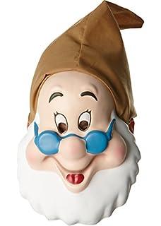 masque de nain disney snow blanc doc