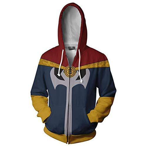 HIMIC E77C Super Hero Fashion Cosplay Hoodie Jacket