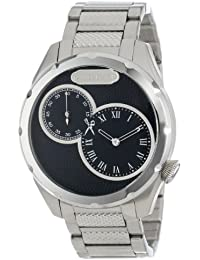 c00f5abcbe7 Men s M13505G1 The Intersect Three Hand and Two Hand Watch. Marc Ecko