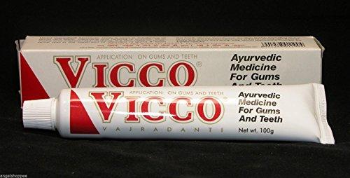 Vicco Vajradanti Toothpaste Ayurvedic Net 1000g product image