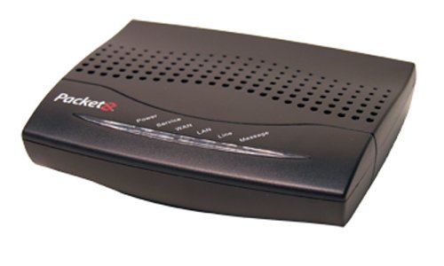 8x8 Packet8 Broadband Phone Service Adapter 510