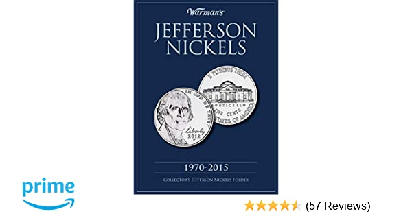 Jefferson Nickels 1938-2019;  Includes Silver In Coin Folders MORE!