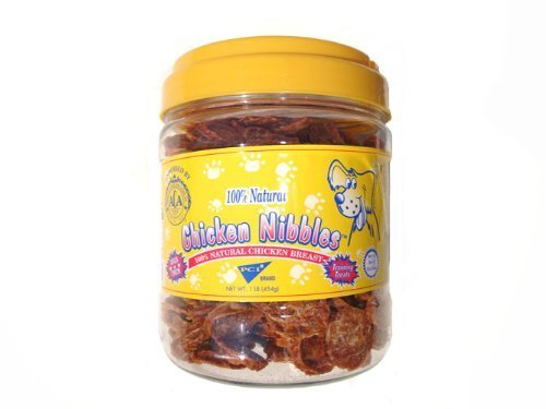 PCI Chicken Nibbles, 2- 1lb. Containers