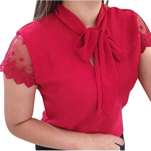 Damen Bluse Tanktop Sommer Ärmellos Hemd Oberteil T-shirt Weste Tops Freizeit