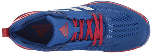 Adidas Speed Trainer 3.0 Chaussure Pour Hommes Baseball Collégiale Royal / Argent Métallique / Power Red
