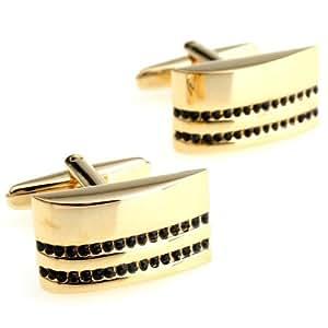 Alloy square cufflinks cuff cuff nail xk156143