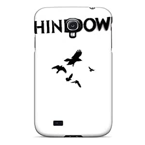 Tpu Case Cover Compatible For Galaxy S4/ Hot Case/ Shinedown