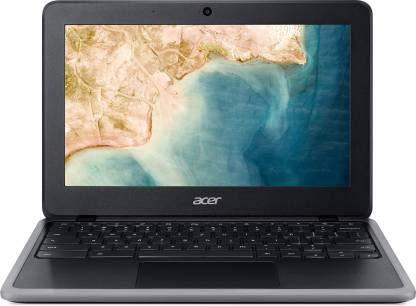 (Renewed) Acer Chromebook Celeron Dual Core – (4 GB/16 GB EMMC Storage/Chrome OS) C733 Chromebook(11.6 inch, Black, 1.26 kg)