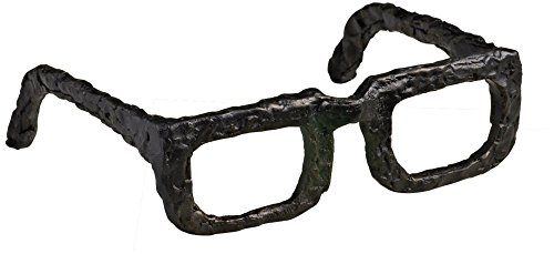 Cyan Design 03070 Sculptured Spectacles Ideal Gift for Wedding, Floral / Floor Vase, Party, Home Decor, Office, - Design Of Spectacles