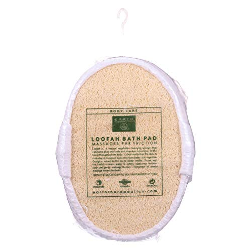 Earth Therapeutics Loofah Waffle Puff Spng Ct