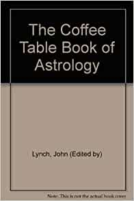 The coffee table book of astrology amazoncom books for Coffee table books amazon