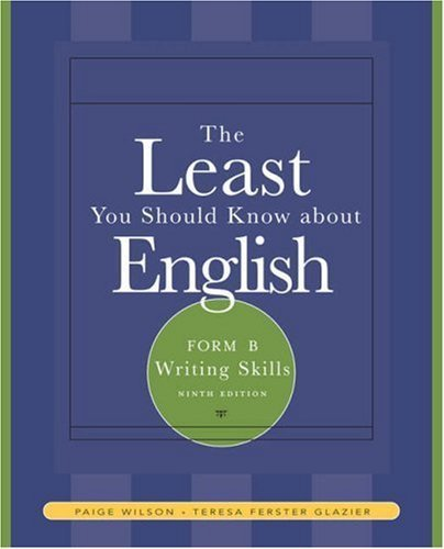 essay writing skills with readings 6th canadian edition An exploration of the english version life on the set offers selected articles from the essay writing skills with readings 6th canadian edition note.