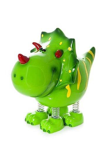 Mousehouse Gifts Tirelire dinosaure vert pour enfants filles et garçons product image
