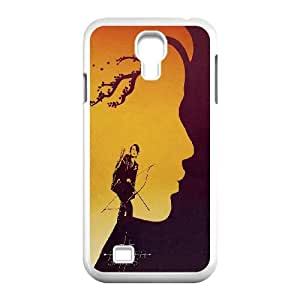 The Hunger Games Artwork Poster Samsung Galaxy S4 9500 Cell Phone Case White DIY Present pjz003_6555103