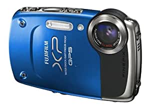 Fujifilm FinePix XP30 Digital Camera - Blue (14MP, 5x Optical Zoom) 2.7 inch LCD
