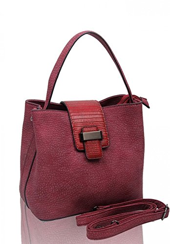 Tote Holder Shoulder 160663 Leather Card Grab Designer Photo Key Handbags Bags Faux Small Phone For LeahWard® Bag Coin Women Brown 5w8Zqna