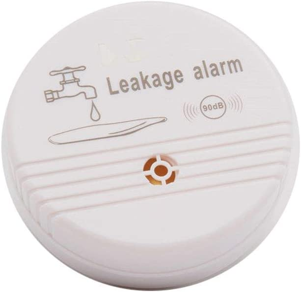 Iycorish Wasserueberlauf Leckage Alarm Sensor Sensor 90Db Wasserstand Alarm Leckage Hochwasser Haus Sicherheits Alarmanlage