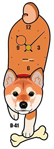 D-41 柴犬*クラシックデザイン B0146GLMMS