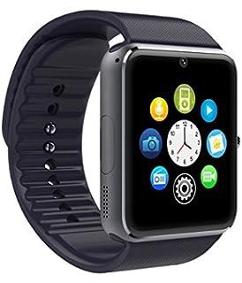 Smart Watch Smartwatch teléfono GT08 Bluetooth GSM SIM Reloj inteligente para Huawei P8 lite, P8