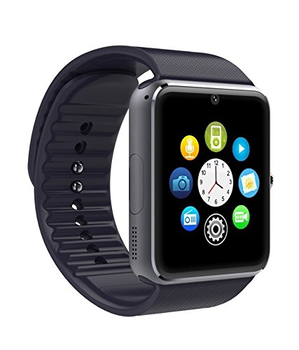 Smart Watch Smartwatch teléfono GT08 Bluetooth GSM SIM Reloj inteligente para Huawei P8 lite, P8, Mate S, Mate 7, Mate 8, G8, Y625, G630, P9, P9 Lite, ...