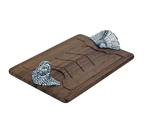 Arthur Court Designs Aluminum Turkey Carving Board ()