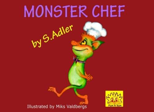 Read Online Monster Chef PDF