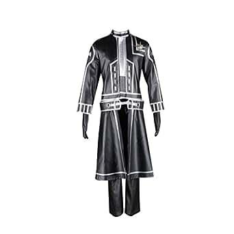 D.Gray Man Cosplay Costume -Kanda Yuu 2nd Kid Large