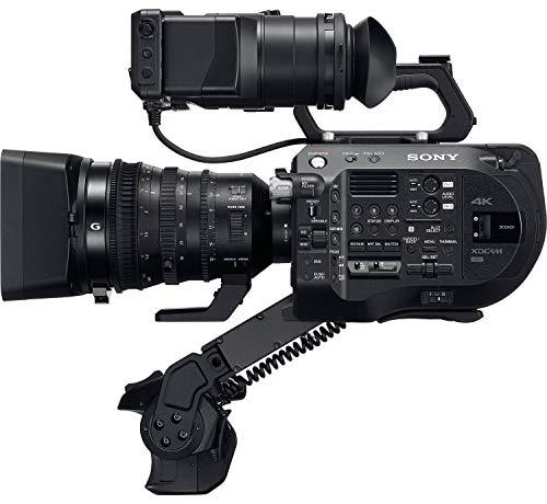 Sony PXW-FS7M2 4K XDCAM Super 35 Camcorder Kit with 18-110mm Zoom Lens Professional Camcorder, Black (PXWFS7M2K)